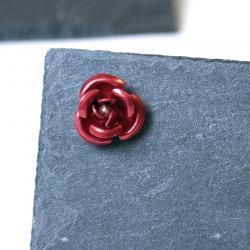 Rose rouge bis